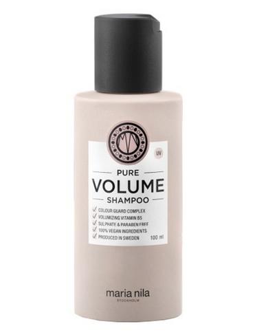 Maria Nila Pure Volume Shampoo, 100 ml