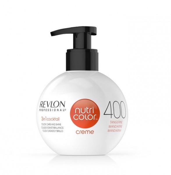 REVLON NUTRI COLOR CREME - 400 mandarine 250ml