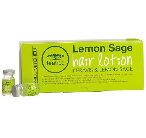 Paul Michell TEA TREE hair lotion KERAVIS & LEMON-SAGE