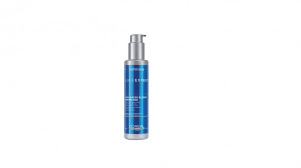 Loreal Serie Expert Powermix Mixfactory Blau Pflege Blond 150ml