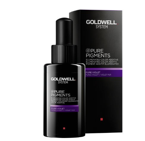 Goldwell Pure Pigments Violett Farbpigmnete 50ml