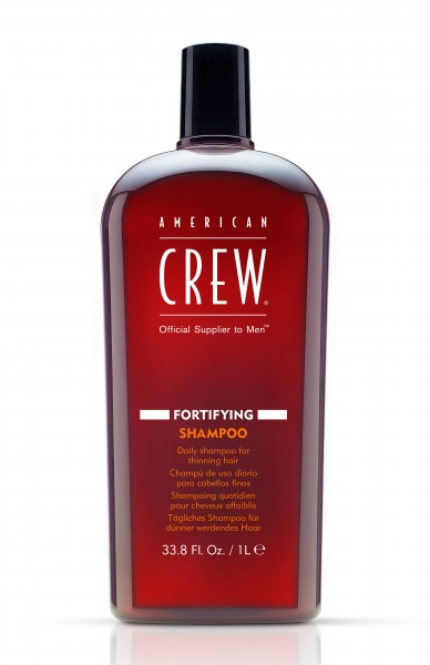 AMERICAN CREW HAIR CARE & BODY FORTIFYING SHAMPOO 1L