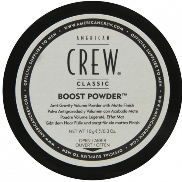 AMERICAN CREW STYLING CLASSIC BOOST POWDER PUDER 10g