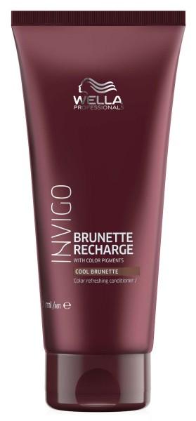 Wella INVIGO Color Recharge Color Refreshing Cool Brunette Conditioner 200ml