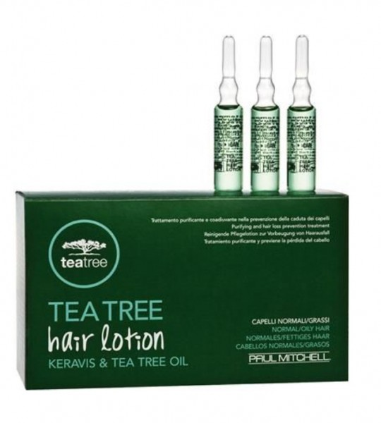 Paul Michell TEA TREE Special hair lotion KERAVIS & TEA TREE OIL
