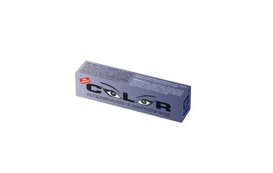 Color Augenbrauen-, und Wimpernfarbe blauschwarz 15ml