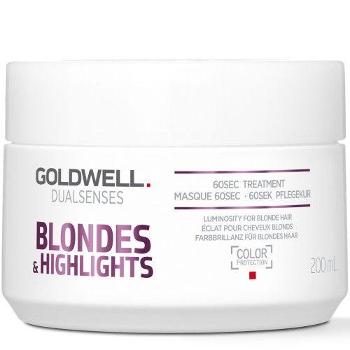 Goldwell DUALSENSES BLONDES & HIGHLIGHTS 60 Sekunden Treatment 200ml