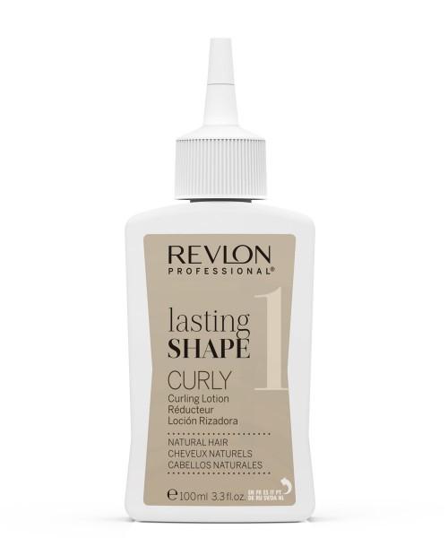 REVLON LASTING SHAPE CURLY NATURAL HAIR CREAM 100ml