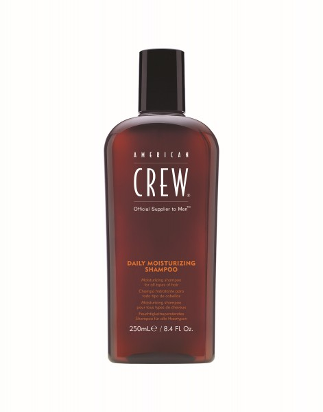 AMERICAN CREW HAIR CARE & BODY DAILY MOISTURIZNG Shampoo 250ml