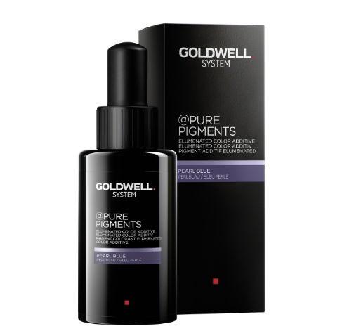 Goldwell Pure Pigments Blau Farbpigmnete 50ml