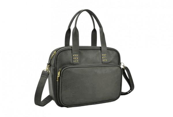 Jaguar Schultertasche Studio-Bag Grey