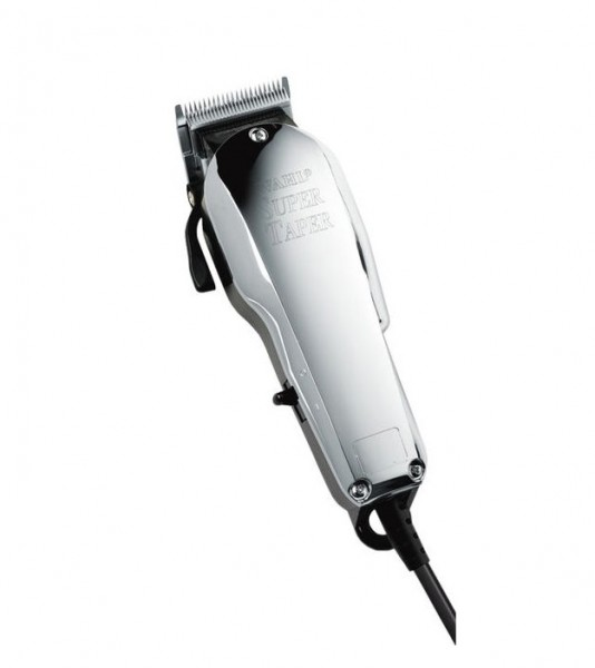 Wahl Super Taper Chrome Prof Hairclipper