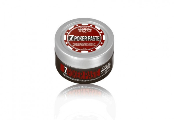 Loreal Homme Poker Paste, 75 ml