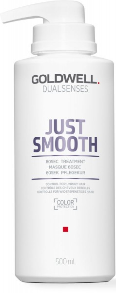 Goldwell DUALSENSES JUST SMOOTH 60 Sekunden Treatment 500ml