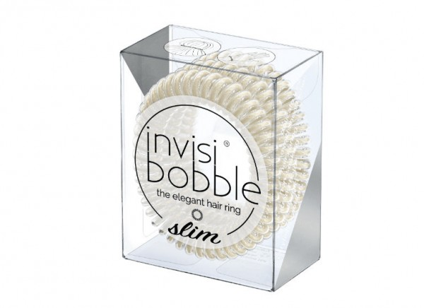 invisibobble SLIM Stay Gold 3er Set
