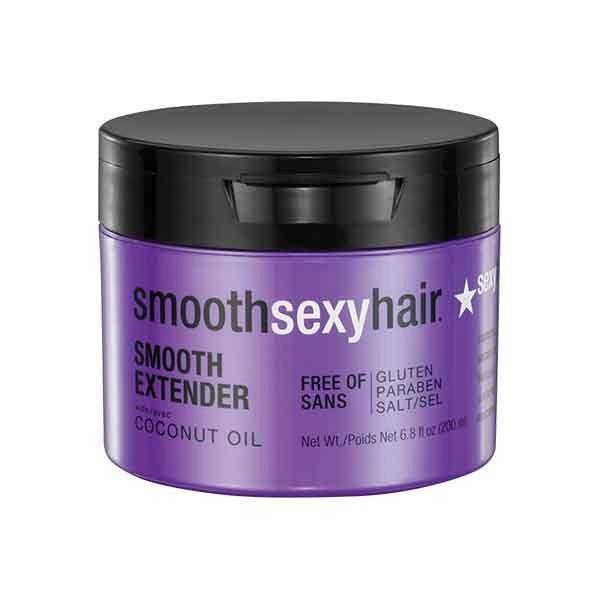 Sexyhair Smooth Extender Nourishing Smoothing Masque Haarkur 200ml