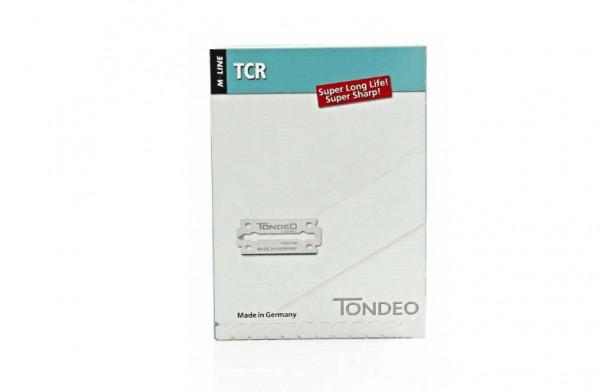 Tondeo Ersatzklingen TCR 1020 10 Stück für Messer