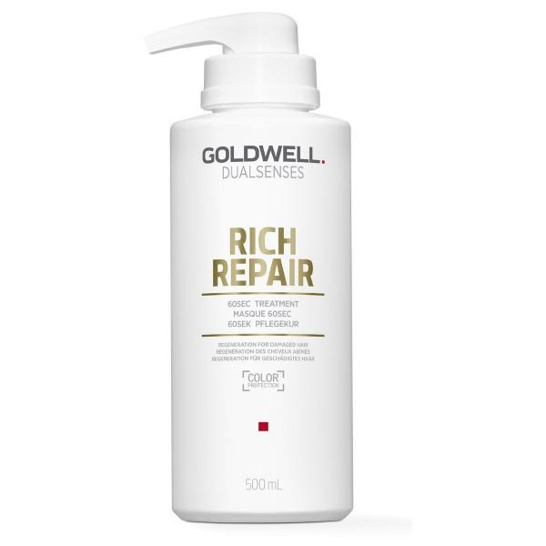 Goldwell DUALSENSES RICH REPAIR 60 SekundenTreatment 500ml