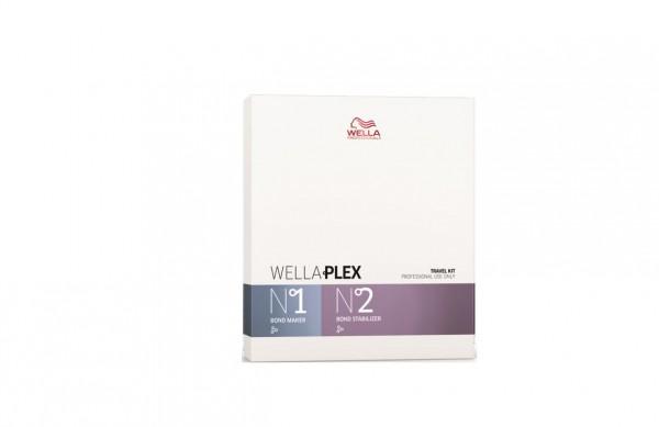 Wella Plex Test Kit No.1&2 Bond Stabilizer, Bond Maker