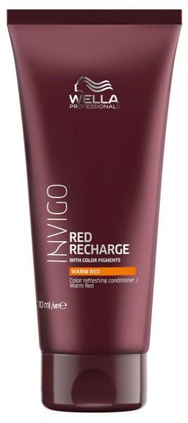 Wella INVIGO Color Recharge Color Refreshing Warm Red Conditioner 200ml