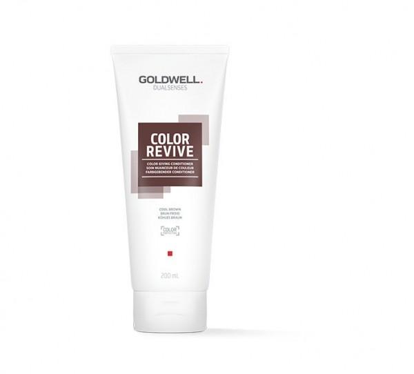 Goldwell DUALSENSES REVIVE - kühles braun 200ml