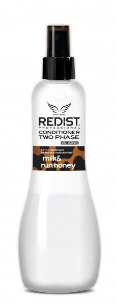 Redist Two Phase Hair Conditioner Milk&Run Honey 400ml