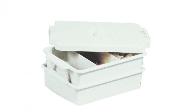 Hygienebox weiss