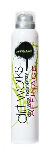 Affinage Dirt Works Dry Wax Hairspray 200ml