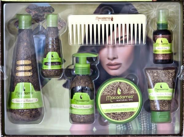 Macadamia Natural Oil Salon Intro kit