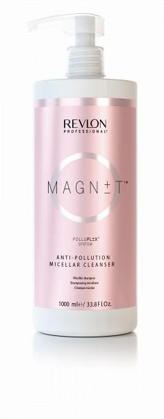 REVLON MAGNET ANTI POLLU MIC CLEANSER SHAMPOO 1000ml
