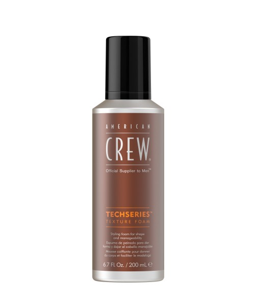 AMERICAN CREW STYLING TECHSERIES TEXTURE FOAM STYLING-MOUSSE 200ml