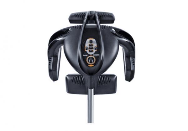 Ceriotti Trockenhaube Infrarot CIX 3000 schwarz ohne Gebläse Stativ 900W