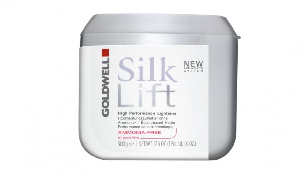 Goldwell SILKLIFT & SILKLIFT CONTROL High Performance Lightener Ammonia-Free Blondierung 500g