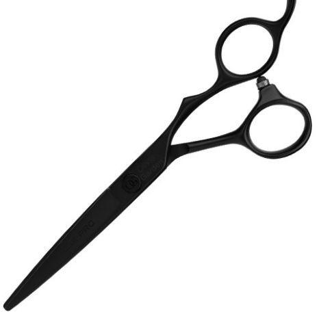 """Olivia Garden Haarschneideschere Silkcut PRO 5,75""""14,5cm Matt Black"""