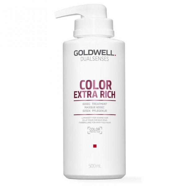 Goldwell DUALSENSES COLOR EXTRA RICH 60 Sekunden Treatment 500ml