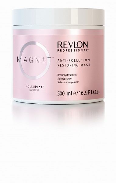 REVLON MAGNET ANTI POLLU REST MASK MASKE 500ml