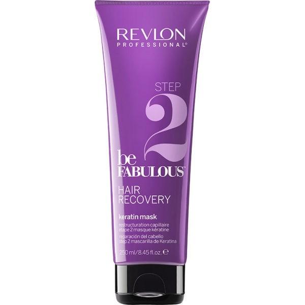 Revlon Be Fabulous Hair Recovery Step 2 Keratin Mask 250ml