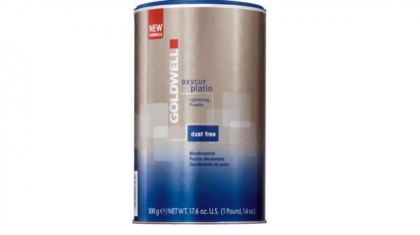 Goldwell Oxycur Platin Blondierung staubfrei 500g