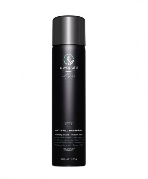 Paul Michell awapuhi wild ginger Anti-Frizz Hairspray