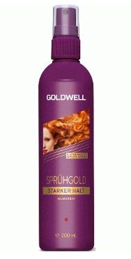 Goldwell Sprühgold starker Halt Pumpspray 200ml