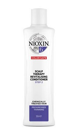 Nioxin System 6 Scalp Therapy Revitalising Conditioner Step 2