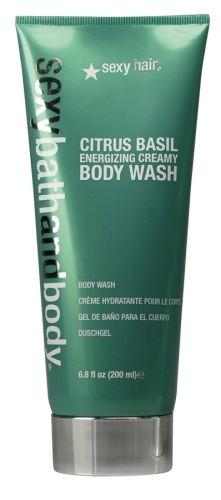 Sexyhair Citrus Basil Energizing Body Moisturizer Bodylotion 200ml