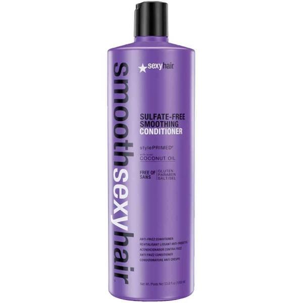 Sexyhair Smooth Anti-Frizz Conditioner 1000ml