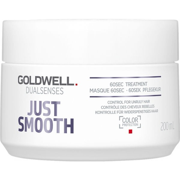 Goldwell DUALSENSES JUST SMOOTH 60 Sekunden Treatment 200ml