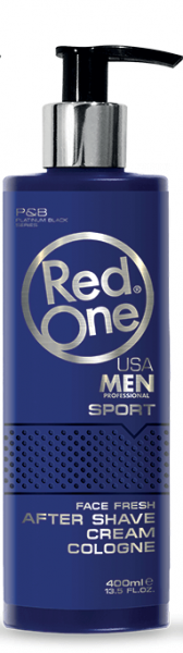 RedOne After Shave Cream Cologne Sport 400ml