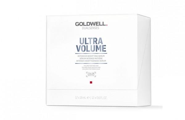 Goldwell DUALSENSES ULTRA VOLUME Intensives Pflegeserum 12x18ml