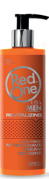 RedOne After Shave Cream Cologne Revitalizing 400ml