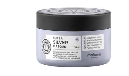 Maria Nila Sheer Silver Masque, 250 ml