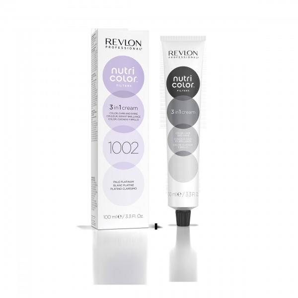 REVLON NUTRI COLOR CREME - 1002 platin blond 100ml