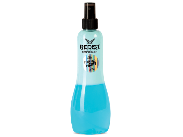 Redist Two Phase Hair Conditioner – For all Hair Types 400ml
